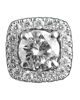 عکس گوشواره الماس گرد
